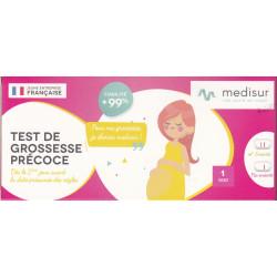 Autotest précoce de grossesse bio Medisur