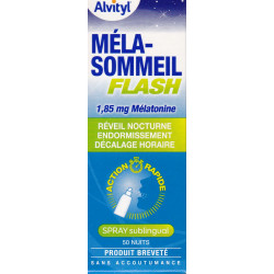 Mela Sommeil Flash spray