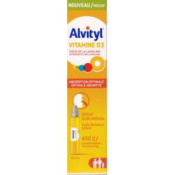 Vitamine D3 Spray Alvityl