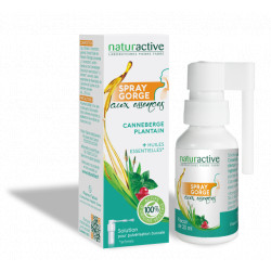Spray gorge aux essences Phytaroma Naturactive