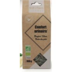 Confort urinaire Tisane Bio Nat&Form 80 g