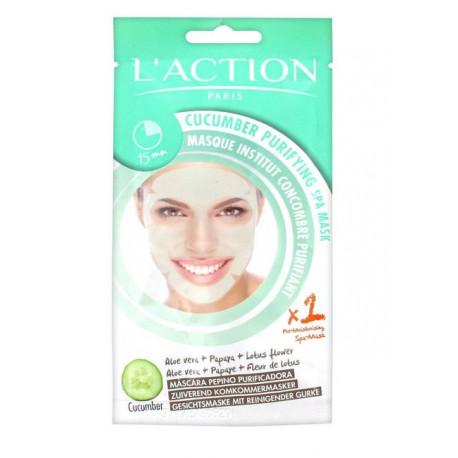 Masque au concombre purifiant L'ACTION