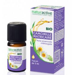 Camomille Matricaire Huile Essentielle Bio  Naturactive
