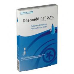 Desomedine 0,1% collyre unidoses