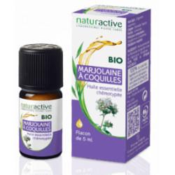 Marjolaine à coquilles Huile Essentielle 5 ml Naturactive