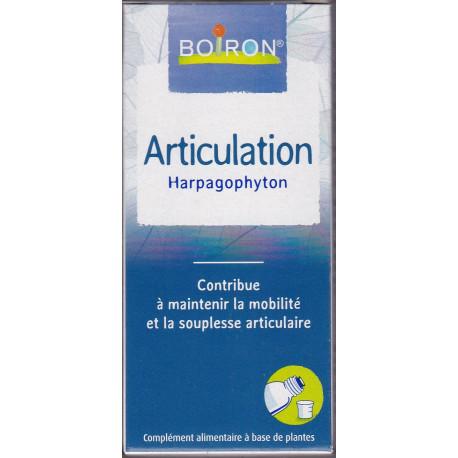 boiron harpagophytum