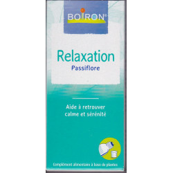 Relaxation Passiflore gouttes 60 ml Boiron