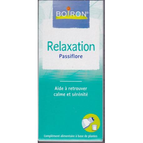 Relaxation Passiflore gouttes 60 ml Boiron