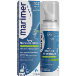 Marimer Rhinite Allergique spray nasal 100 ml Gilbert