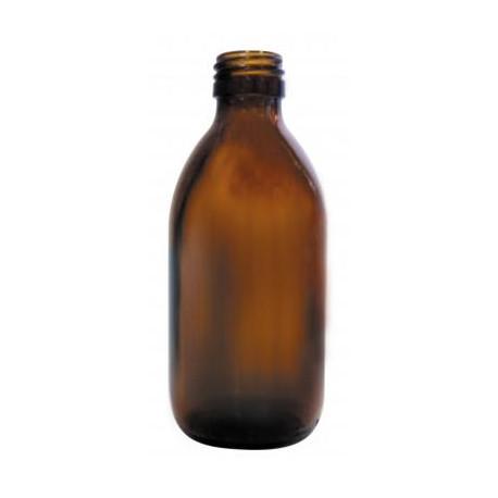 Flacon verre teinté 30 ml Cooper