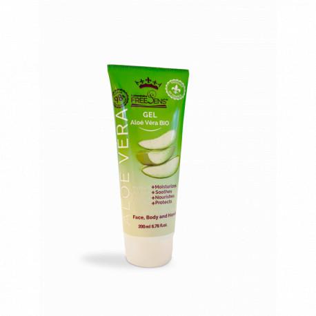 Aloe Vera gel réparateur corps Bio 200 ml MKL