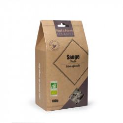 Sauge Bio feuilles 100 g Nat&Form