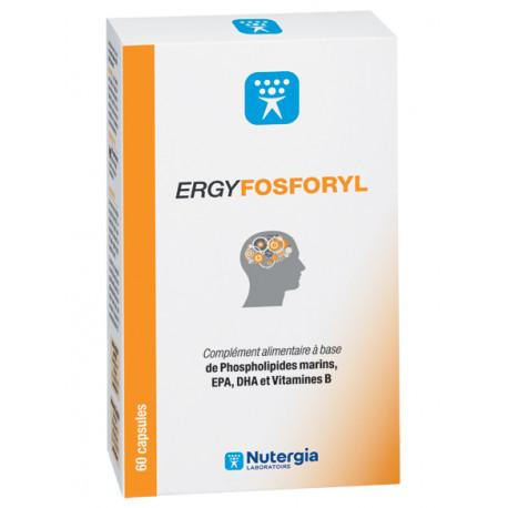 ErgyFosforyl capsules Nutergia