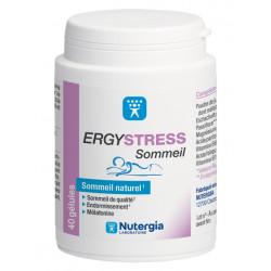 ErgyStress Sommeil 40 gélules Nutergia