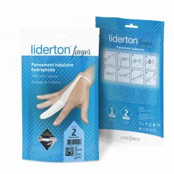 Pansements tubulaire hydrophobe pour doigt Liderton