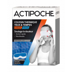 Actipoche Chaud-Froid Yeux microbilles