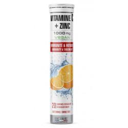 Vitamine C 1000 mg + zinc Eric Favre