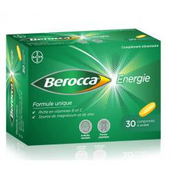 Berocca Energie 30 comprimés à avaler