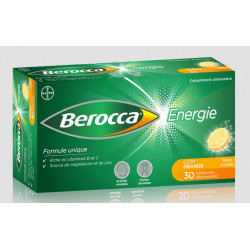 Berocca Energie Effervescent Orange