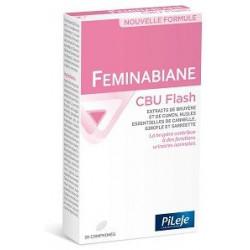FEMINABIANE CBU Flash comprimés Pileje