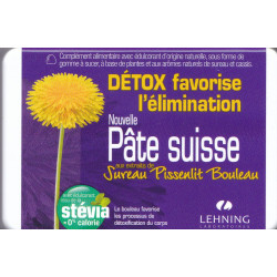 Pâte Suisse Detox