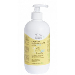 ALGA NATIS liniment oléo-calcaire Bio 500 ml