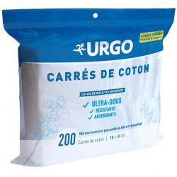Urgo 200 Carrés de Coton