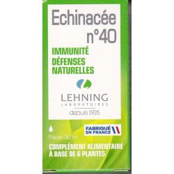 Echinacée N40 gouttes 30 ml Lehning