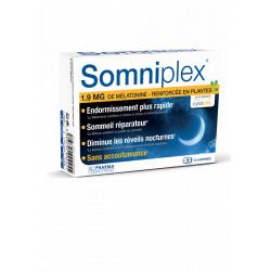 Somniplex Sommeil à la Mélatonine 30 comprimés
