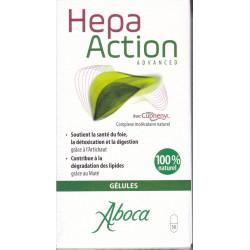 Hepa Action Advanced Aboca 50 gélules