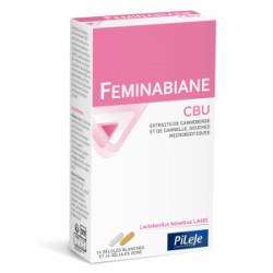 FEMINABIANE CBU 28 gélules Pileje