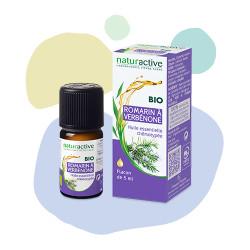 Romarin à Verbénone huile essentielle Bio 5 ml Naturactive