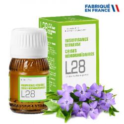 L28 solution buvable 30 ml Lehning