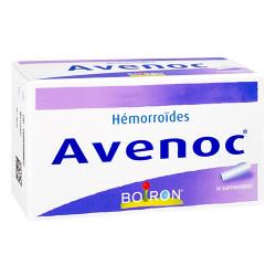 Avenoc Hémorroides suppositoires Boiron