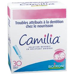 Camilia 30 dosettes homeopathiques