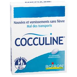 Cocculine 40 comprimés orodispersibles Boiron