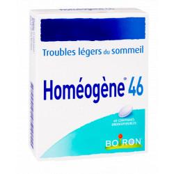Homeogène 46 comprimés orodispersibles Boiron