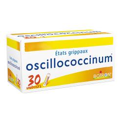 Oscillococcinum 6 ou 30 doses Boiron