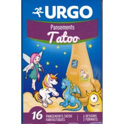 Pansement Urgo Tatoo