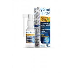 Somni spray mélatonine 1.8 mg 3Cpharma