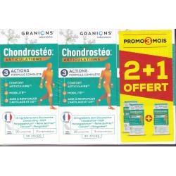 Chondrostéo+ articulations Granions comprimé