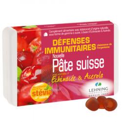 Pâte suisse  Echinacée Acerola Lehning