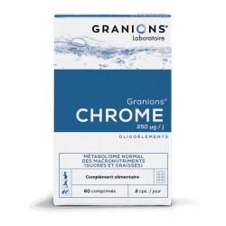 Chrome comprimé Granions