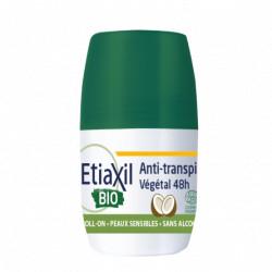 Etiaxil Bio Anti-transpirant 48 h Roll-on peaux sensibles