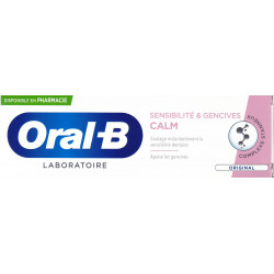 Oral B Calm sensibilité et gencives 75 ml