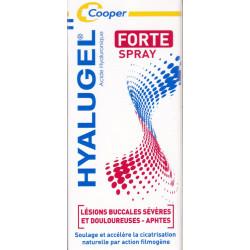 Hyalugel Forte Spray buccal