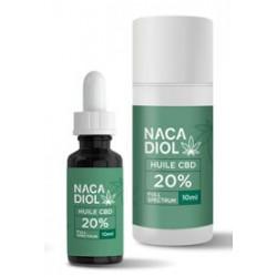 Huile CBD 20 % Nacadiol