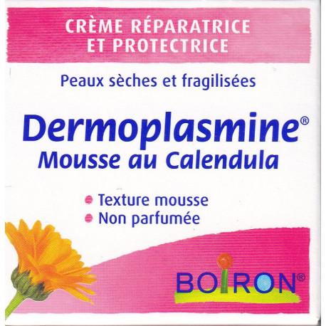 Dermoplasmine mousse au calendula Boiron