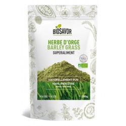 Herbe d'orge Biosavor 200g