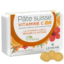 Pâte suisse vitamine C Lehning